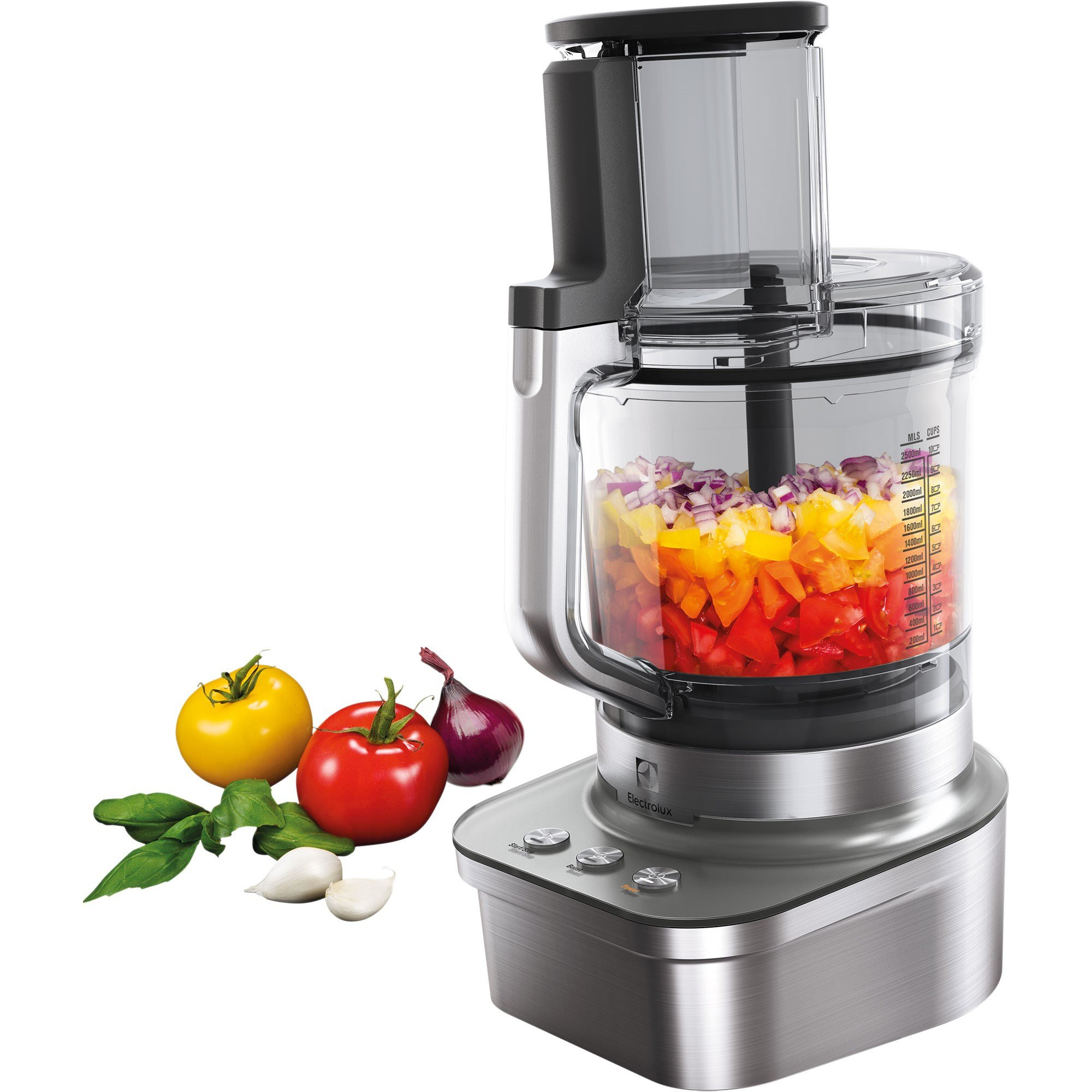 Electrolux - EFP9400 Masterpiece Collection Food Processor