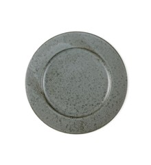 Bitz - 2 x Plate Ø 27 cm - Grey - (Bundle)