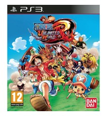 One Piece Unlimited World Red (Import)
