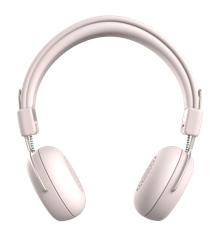KreaFunk - aWEAR Headphones - Dusty Pink/Pale Gold (KDWT93)