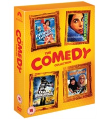 Comedy Collection - Blades of Glory / Zoolander / Team America / Wayne's World - DVD