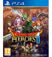 Dragon Quest Heroes 2 - Explorer's Edition