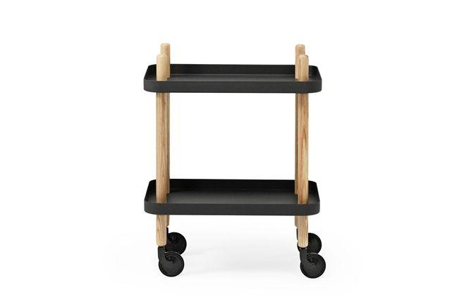 Normann Copenhangen - Block Tisch - Schwarz