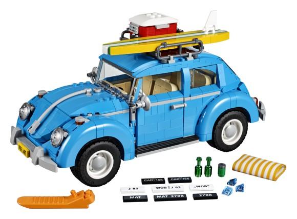 LEGO Exclusive - Volkswagen Boble (10252)