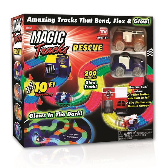 Magic Tracks  - Rescue Sæt (1380067)