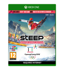 Steep: Winter Games Edition (UK/Nordic)