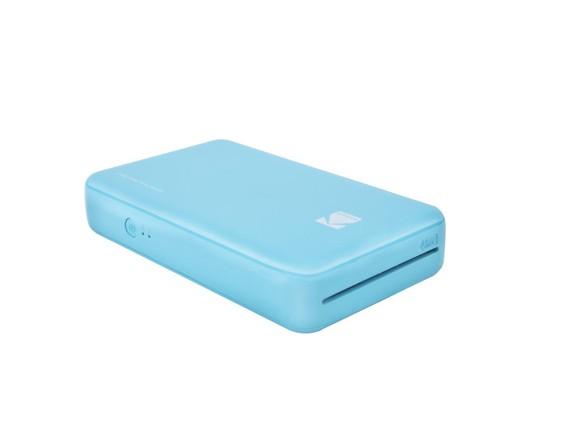 Kodak - Mini 2 Instant Photo Printer Blue