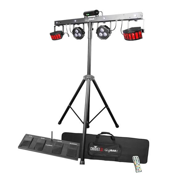 Chauvet DJ - Gig Bar 2 - LED Lys Pakke System