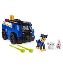 Paw Patrol - Ride 'n Rescue Køretøj - Chase (6046797C)