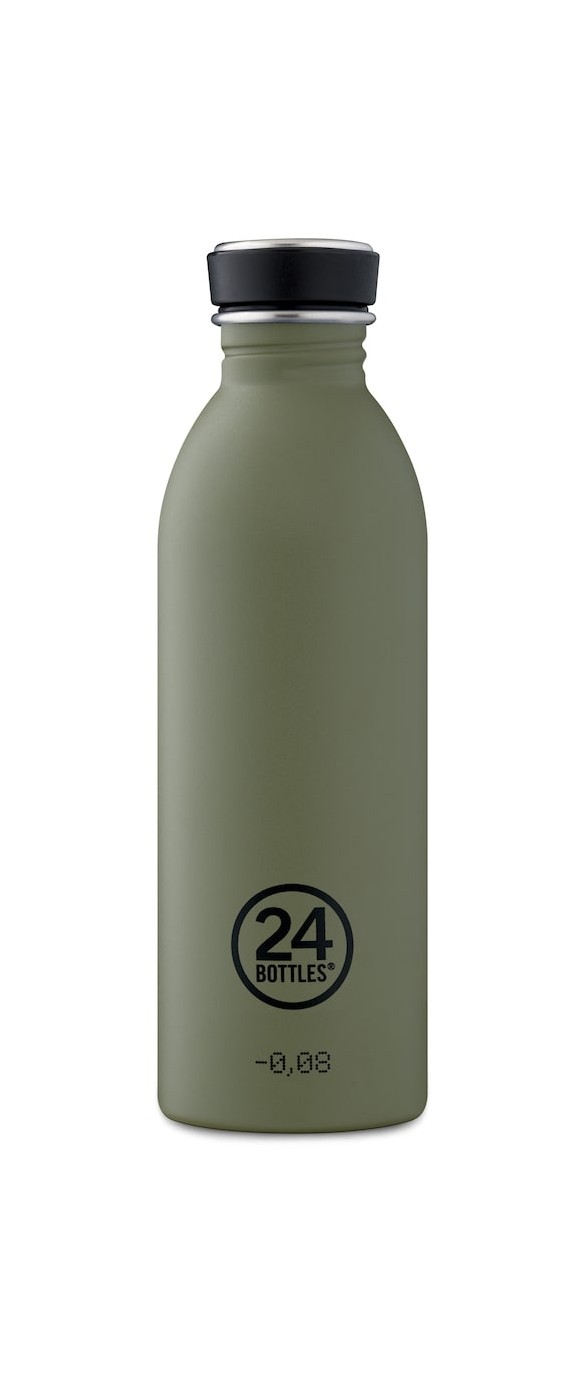 24 Bottles - Urban Bottle 0,5 L - Sage Grøn
