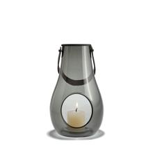Holmegaard - Design With Light Lanterne 25 cm - Smoke