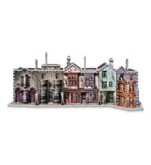 Wrebbit 3D Puzzle - Harry Potter - Diagon Alley (40970003)
