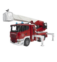 Bruder - Scania R-Series Fire Engine with light (3590)