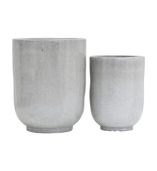 House Doctor - Pho Flowerpot Set - Grey (DP0802)