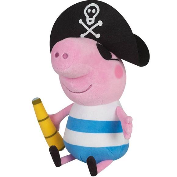 Peppa Pig - George Pirate Plush, 25 cm (22994)