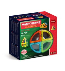 Magformers - Curve 20 set (3044)