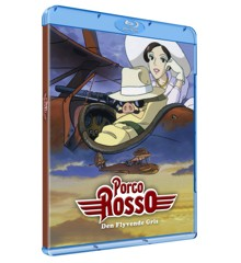 Porco Rosso: Den flyvende gris (Blu-Ray)