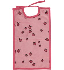 ​Småfolk - Bib with Apple Print
