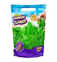 Kinetic Sand - Farve Pose 900g - Grøn (20107735)