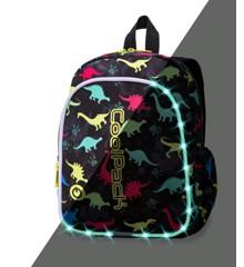 Coolpack - LedPack Børnehavetaske - Dinosaurs