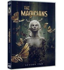 Magicians, The: Sæson 2 - DVD