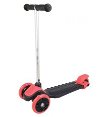 Maui - Mini Sharkman Scooter - Black/ Red (MSSCO5733)