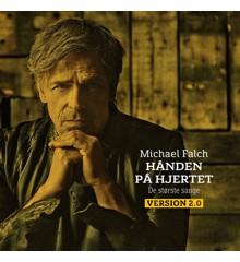 Michael Falch - Hånden På Hjertet - De Største Sange Version 2.0 - 2CD