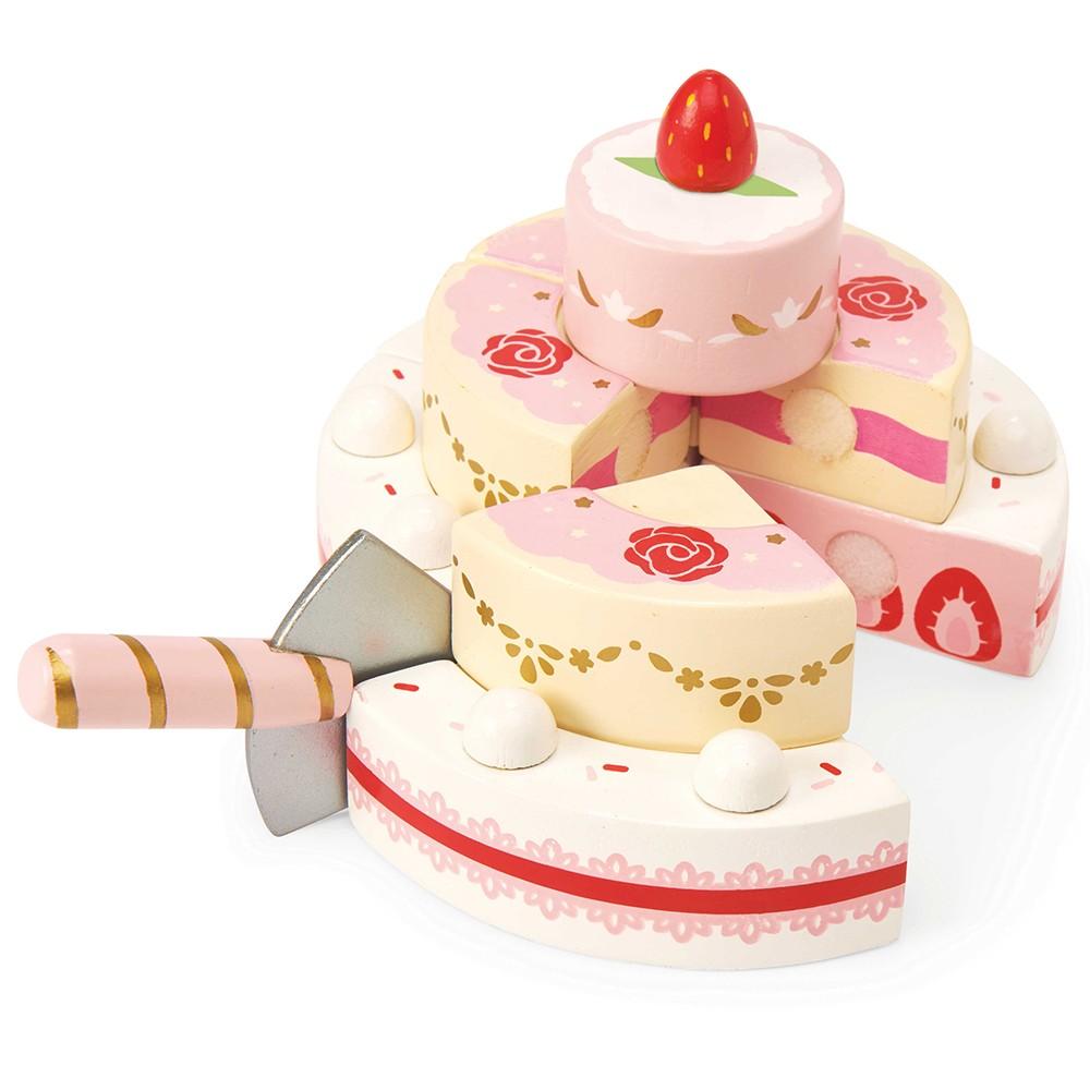 Le Toy Van - Strawberry Wedding Cake (LTV329)