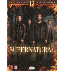Supernatural: Season 12 - DVD