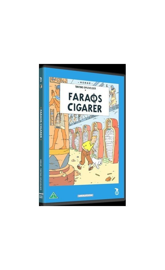 Tintin - Faraos cigarer