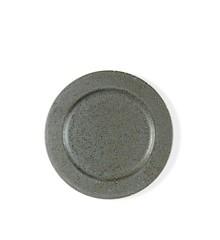 Bitz – 2 x Dessert Plate  Ø22 cm – Grey - (Bundle)