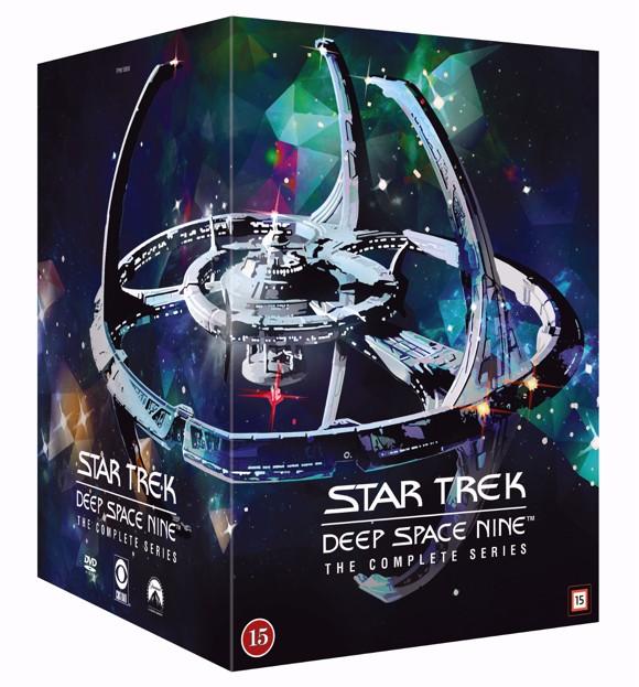 Star Trek Deep Space Nine Complete Box (re-pack) - DVD
