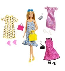Barbie – Doll and Party Fashion (GDJ40)