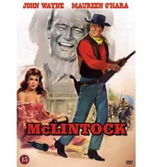 McLintock! (John Wayne) - DVD