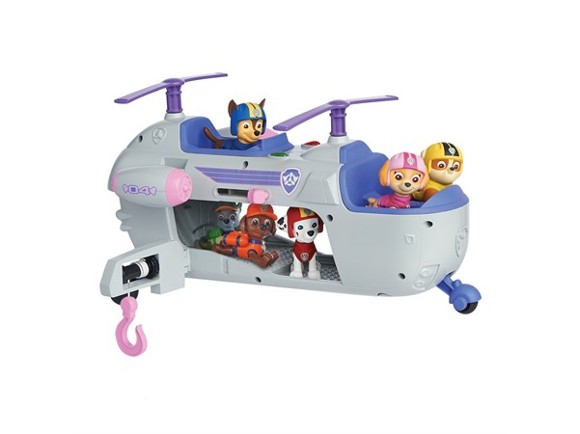 Paw Patrol - Ultimativ Air Rescue Helikopter (6053626)