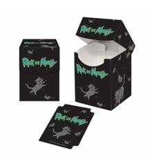 Rick and Morty - Deck Box PRO V2 100+ (ULT85644)