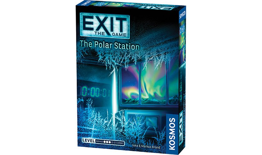 Exit: The Polar Station - Escape Room Game (English)