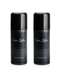 Van Gils - 2x Strictly for Men Deodorant Spray 150 ml