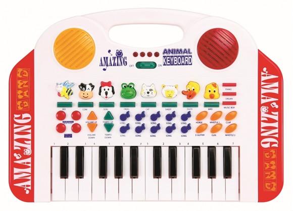 3-2-6 Animal Keyboard (71121)