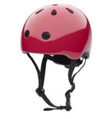 Trybike - CoConut Cykelhjelm, Vintage Rød (XS)