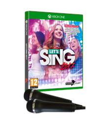 Let's Sing 2017 + 2 Mic Pack