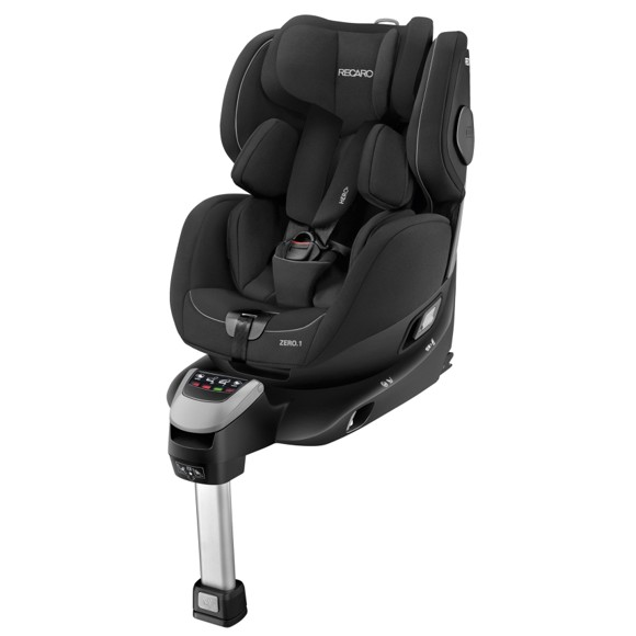 Recaro - Zero.1 i-size Car Seat incl Base (0-18 kg) -  Performance Black