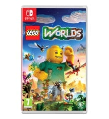 LEGO Worlds (DK/UK)