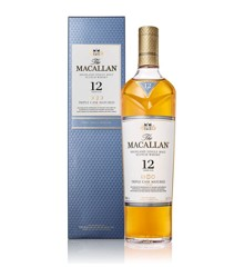 Macallan - Triple Cask 12 Years Old Whisky, 70 cl