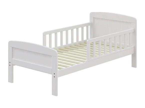 Baby Dan - Karla Junior Bed - 70x140 cm - White