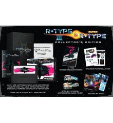 R-Type 3 + Super R-Type (Collector's Edition)