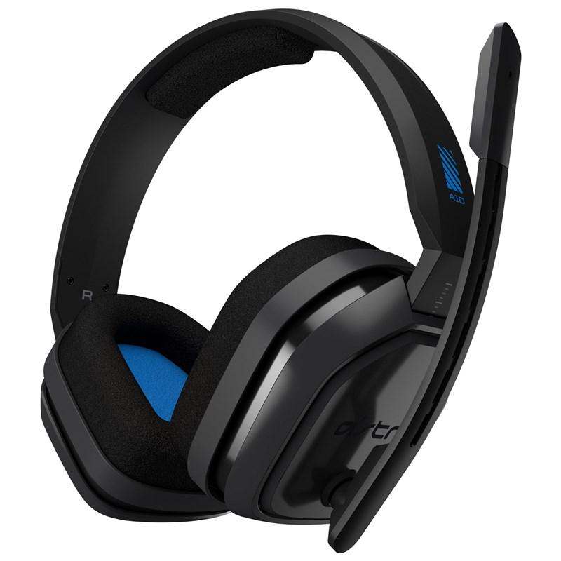 Billede af Astro - A10 Gaming Headset PS4+PC Grå/Blå