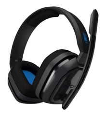 Astro - A10 Gaming Headset PS4+PC  Grey/Blue