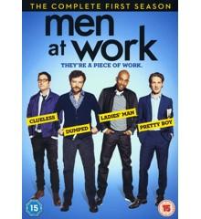 Men at Work: Season 1 (2-disc) - DVD