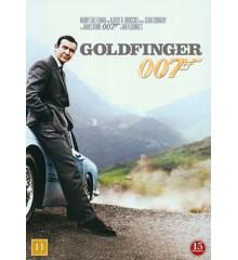 James Bond - Goldfinger - DVD